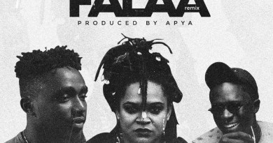 FALAA Remix! Lino Beezy releases another banger feat Sena Dagadu and G-West