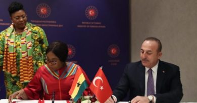 Ghana, Turkey sign MoU on IT and diplomatic archives