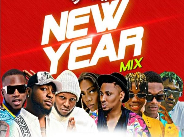"Dj Maff starts 2020 with a brand new party mix - ""New Year Mix"""