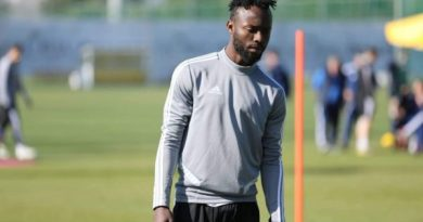 'Happy' Kwabena Owusu relishes Champions League football at Qarabağ FK
