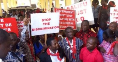 Gov't to meet leadership of TUSAAG today over strike