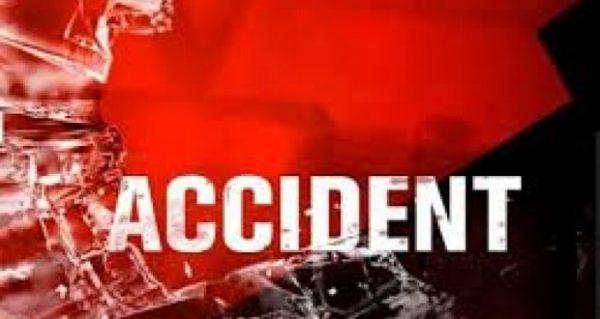 Nsawam: Several passengers injured in near-fatal crash