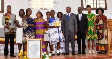 Ink It Foundation honours JHS students for partaking in 'Young Writer's Contest'