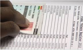 Electoral Commission insists on compiling new voters' register