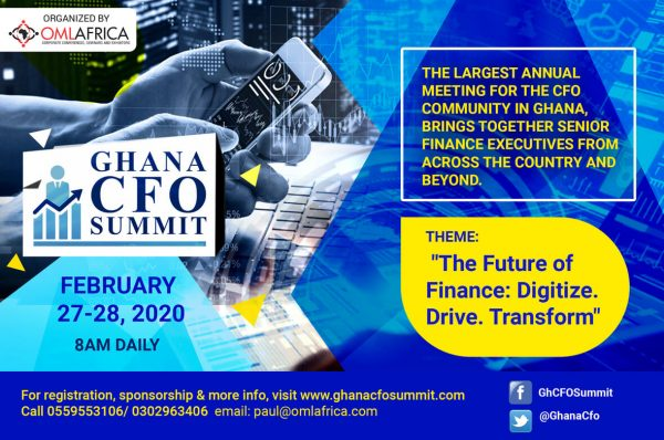 Accra to Host Mega Finance Technology Summit in February