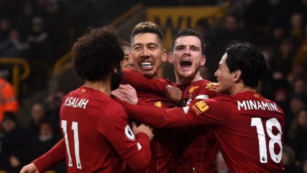 NO MANE, NO PROBLEM: Liverpool Roll On
