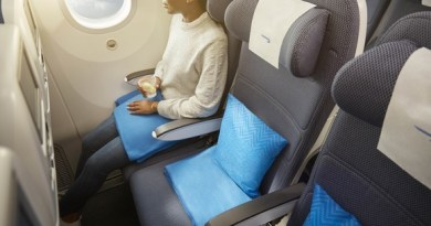 British Airways Launches New World Traveller Items