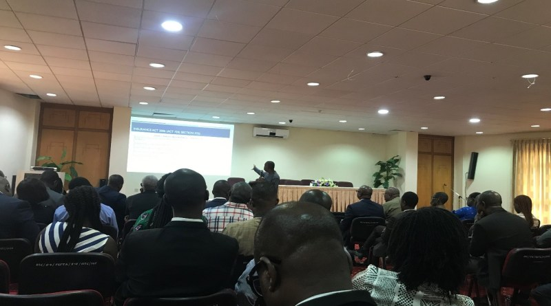 GSA and NIC hold Sensitization Forum for Insurance Industry Stakeholders