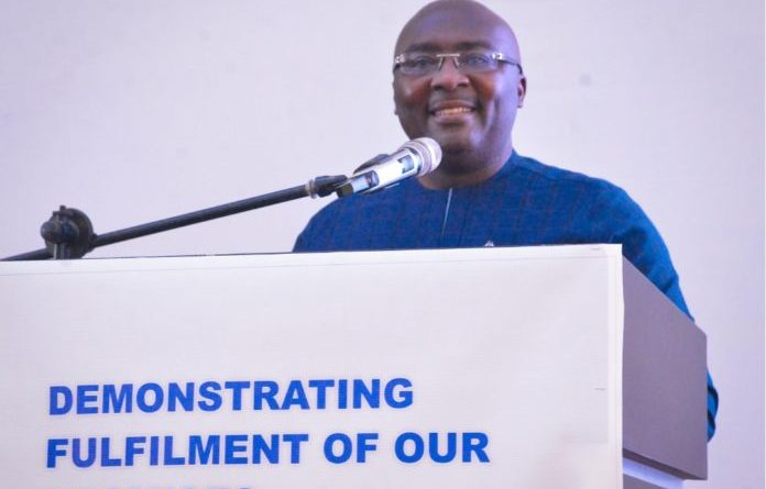 Whose child should stay at home if we cancel Double Track? – Bawumia asks critics