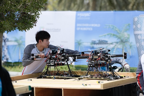 30 Teams to Vie for Honors at US$5-Million Mohamed Bin Zayed International Robotics Challenge 2020 in Abu Dhabi