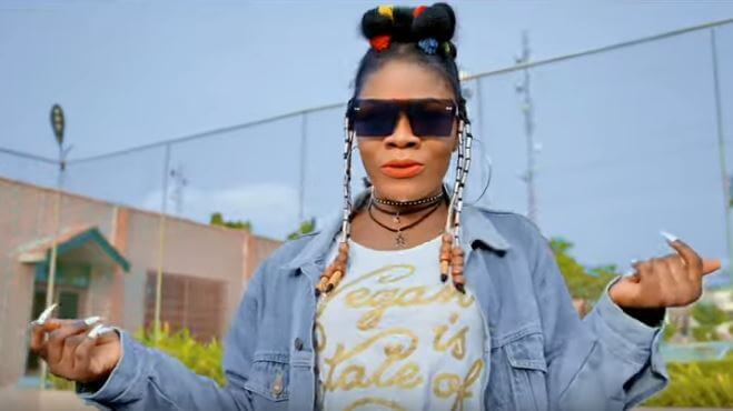 Lyzzy Bae advices Slay Queens in New Song titled 'Lane'