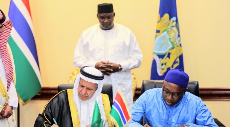 Saudi Fund for Development Loan to The Gambia Will Increase Capacity at Banjul International Airport to 400,000 Passengers a Year
