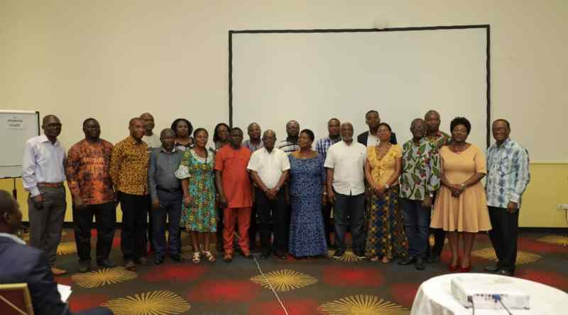 Food Safety: Taskforce inaugurated to address challenges in Ghana
