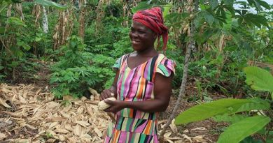 World Earth Day: Fairtrade Africa supports alliance on climate action and living incomes in cocoa regions of Ghana
