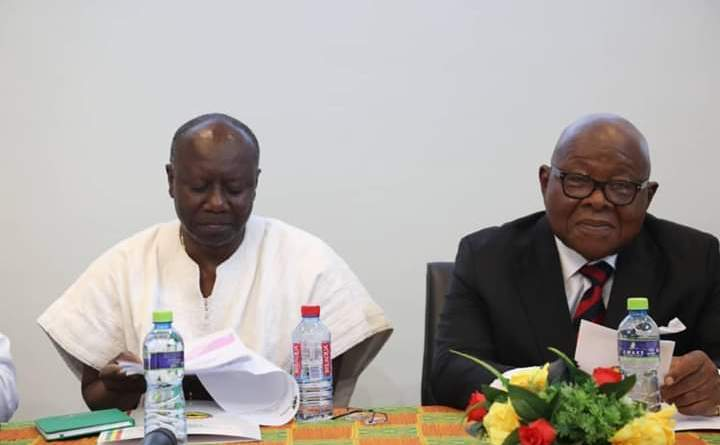 Ghana draws $1Bn IMF Facility to Mitigate Impact of COVID-19