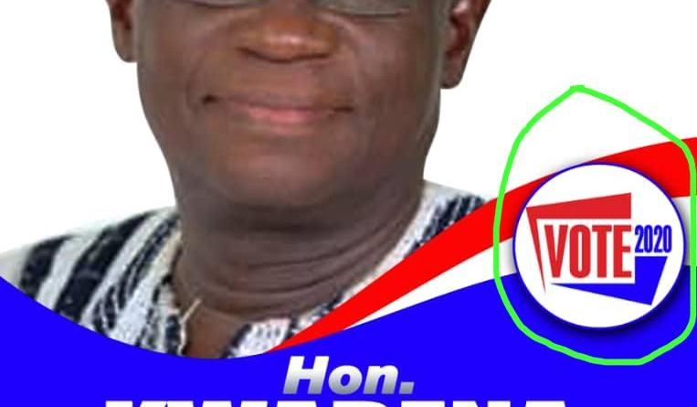 "NPP Primaries: MP for Fanteakwa North begs for ""4 More Term"""