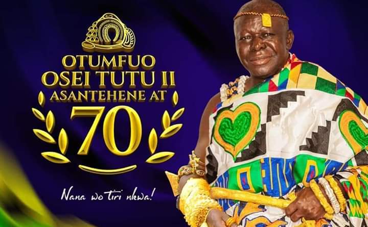 King Osei Tutu II: The too Wise King! Happy Birthday Nana