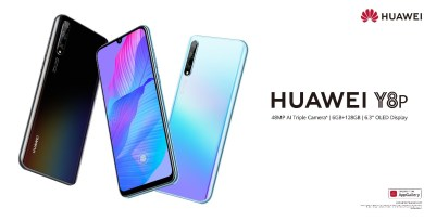 All-new HUAWEI Y8p, Ace in smartphones launched in Ghana