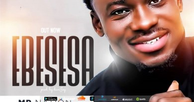 Gospel Singer MP finally Debuts New Single 'Ebesesa'