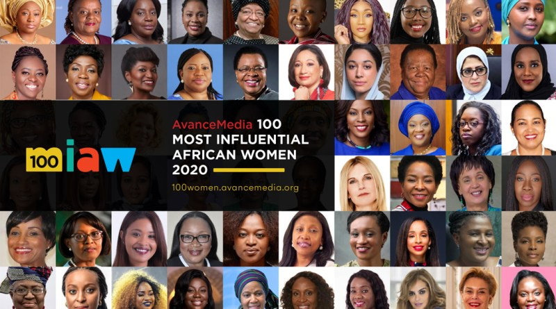 Avance Media Announces 2020 Most Influential African Women List