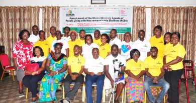 PLWNCDs face disruptions in health delivery services in Covid-19 era in Ghana