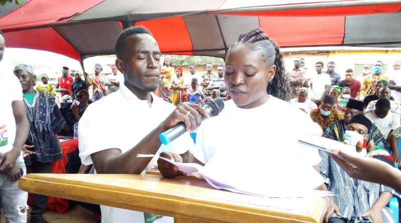Politics is not about bloodshed, Compete over issues - Sindaa NDC Youth to Akufo-Addo