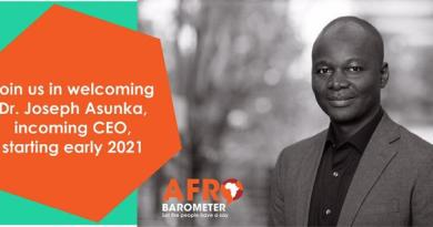 Joseph Asunka tapped as Afrobarometer's next CEO