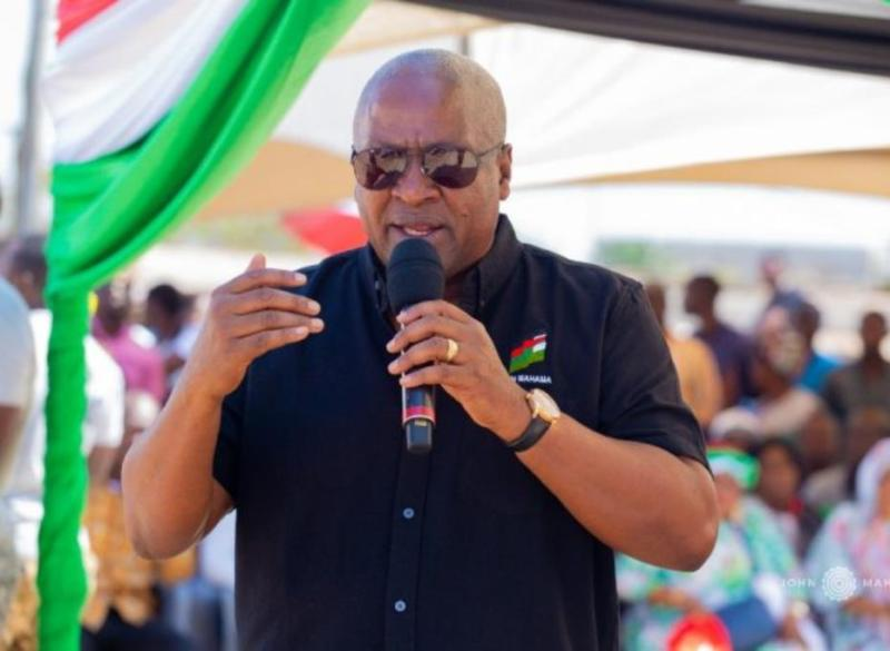 Make the Expansion of Prison Facilities a Campaign Promise - Mahama urged