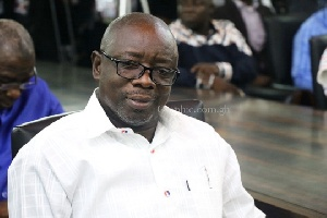 Akufo-Addo's Minister buys state land and hides it in blind brother's name - Majority Chief Whip Reveals