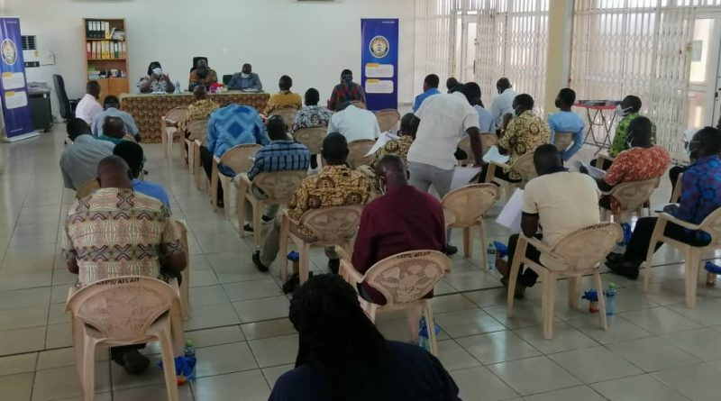 Shippers in Volta Region receive support to detect fraudulent online transactions