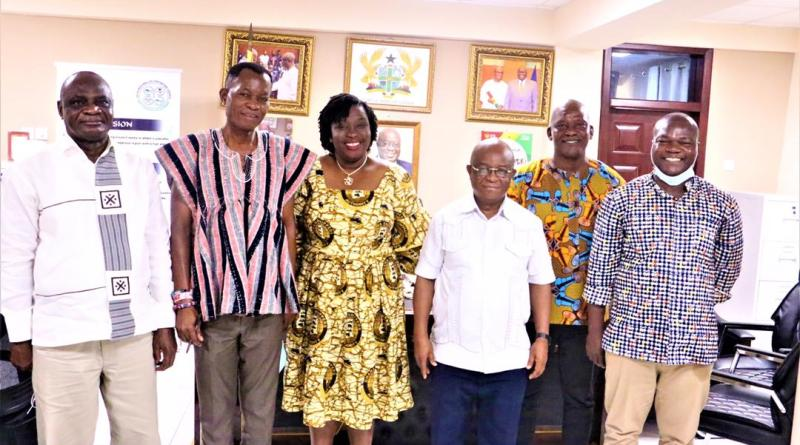 Volta Regional Minister commends GSA for shipper outreach