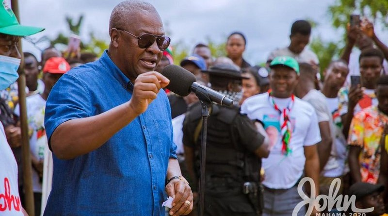 NDC/Mahama well positioned for imminent return, but party broadcast media play softball with corrupt Akufo-Addo (1)