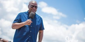 Mahama promises university for North East Region if elected