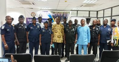 GSA lauds commitment of police to addressing road governance challenges