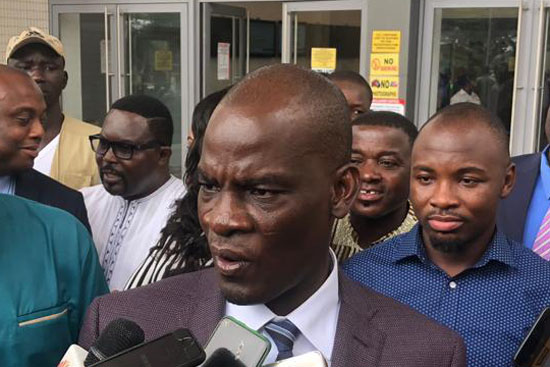 NDC MPs Vow To Shun Bribes To Pass Akufo-Addo's Nominees