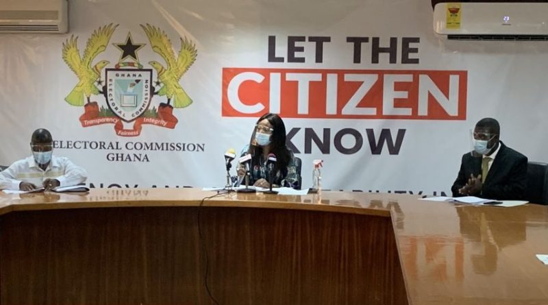 Whistleblowers from the Electoral Commission (EC) have told Whatsup News that the hierarchy of the Commission has instructed polling station officers