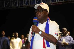 Mahama's desire to be president 'born out of urge to satisfy self-ego' – Blay