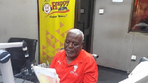 GFA Ethics committee bans Kofi Manu for a year