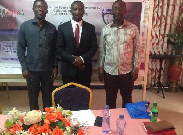 Ghana's law an 'enabler of corruption' – Nana Oppong