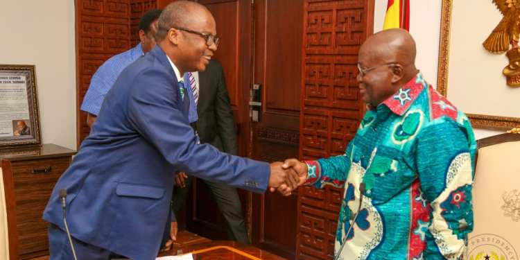 Ghana's economy on sound footing before Covid came knocking – BoG Governor
