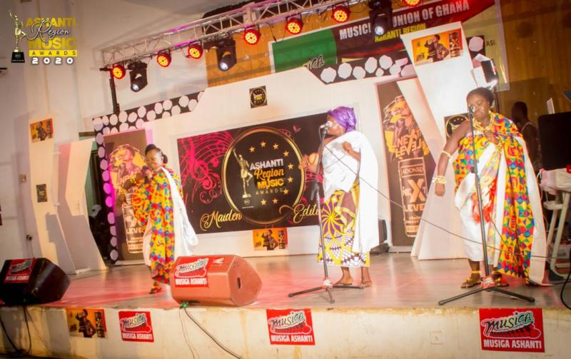 History made as maiden edition of Ashanti Region Music Awards ends in grand style