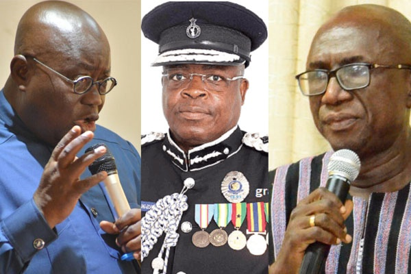Promotion of 2745 Police Officers leaves Speculations and Suspicions of Vote-Buying