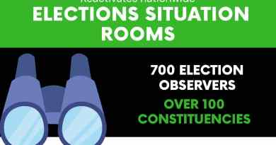 IDEG Reactivates its Election Situation Room and Deploys Election Observers in All Regions