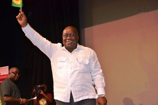 It was a hard-fought win - Akufo-Addo
