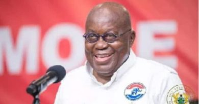 Jean Mensa calls the 2020 Presidential Elections for Akufo-Addo