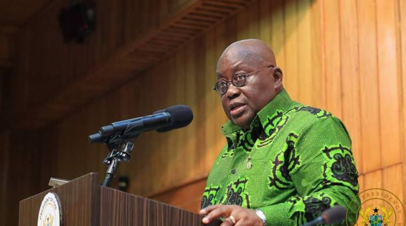 Ghanaian media can testify that i fairly won the 2020 Presidential election - Akufo-Addo
