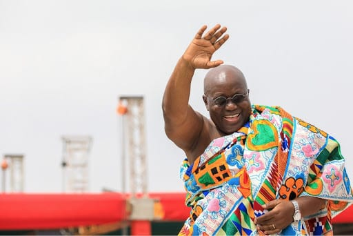 Akufo-Addo to be sworn in inside Parliament