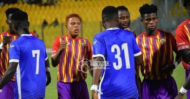 2020/21 Ghana Premier League: Week 11 Match Preview — Hearts of Oak v Great Olympics