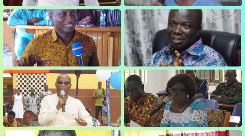 Journalists in Eastern Region list outstanding MMDCEs that should be reappointed