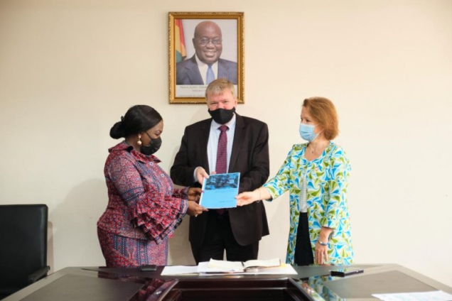 Ghana, Denmark, UNICEF launch Covid-19 response partnership